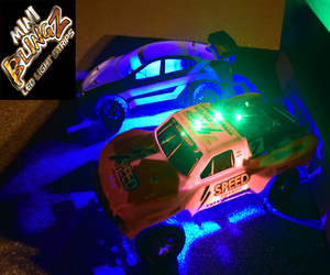 LED RC cars, boats, truck kits - Micro-BlingZ